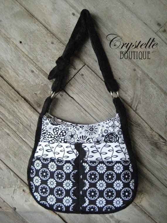 Free Purse Sewing Pattern - Download - Rachel Handbag - Crystelle ...